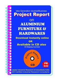 Aluminium Furniture and Hardwares manufacturing eBook