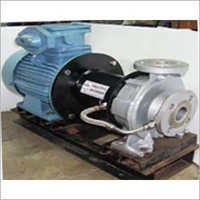 GLANDLESS PP PUMP