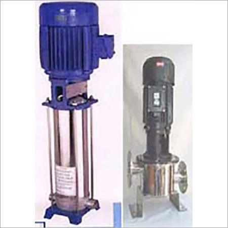vertical multistage inline pump -new