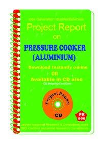 Pressure Cooker (Aluminium) manufacturing eBook