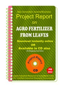AgroFertilizer From Leaves manufacturing eBook