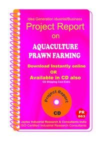 Aquaculture Prawn Farming manufacturing eBook