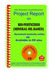 Bio-Pesticides (Mineral oil based) manufacturing eBook
