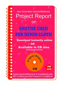 Enzyme used for denim Cloth manufacturing eBook