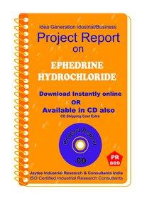 Ephedrine Hydrochloride manufacturing eBook