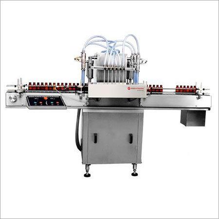 Stainless Steel Bottle Filling Machine