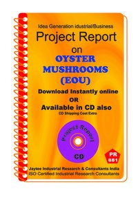 Oyster Mushrooms (Eou) Project Report eBook