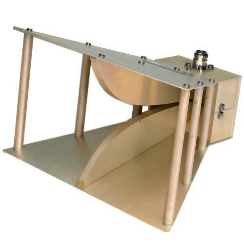 Double Ridge Horn Antenna