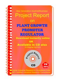 Plant Growth Promoter Regulator manufacturing eBook