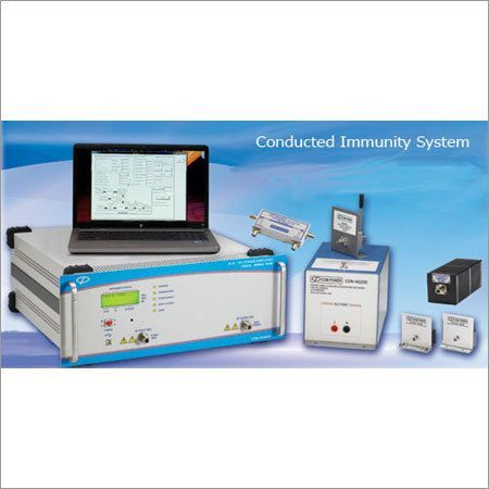 Conducted Immunity Testing Systems