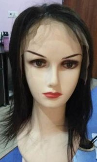 Front Lace Straight Wig