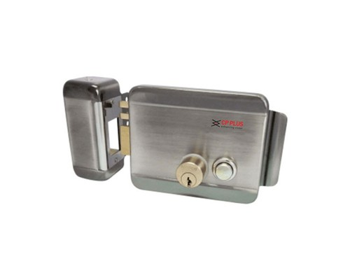 CP Plus Electronic Door EM Rim Lock (CP-XRL-11SSL / CP-XRL-11SSR)
