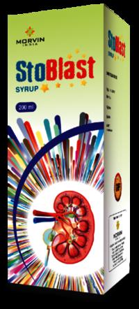 StoBlast Syrup
