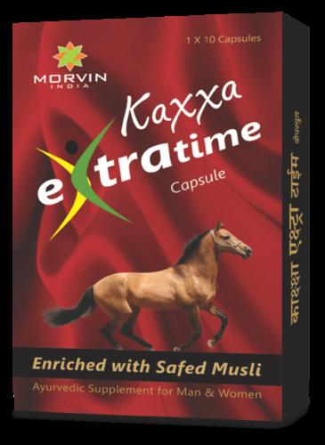 Kaxxa extra time capsule