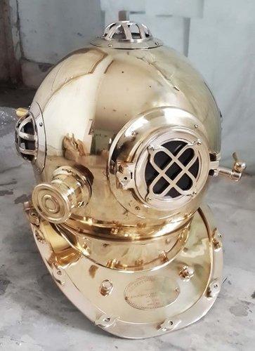 Divers Helmet