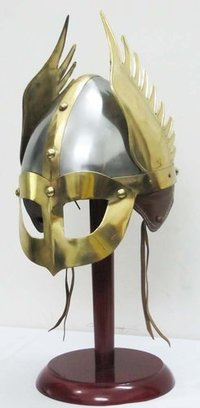 Medieval Knight Viking Armour Helmet