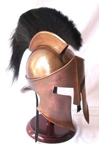 King Leonidas 300 Spartan Armour Helmet