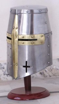 Crusader Armor Helmet
