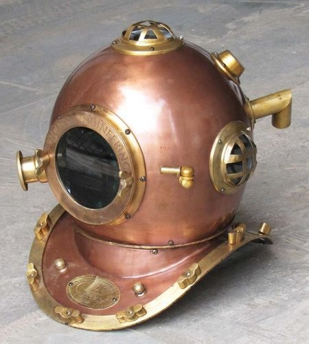 Anchor Engineering Diving helmet Marine Deep Sea Divers Helmet