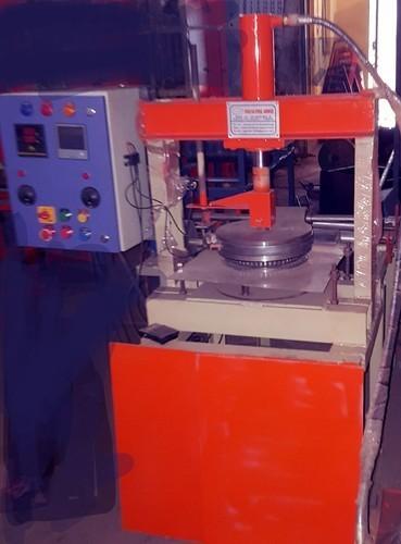Fully Automatic Hydraulic Plate Machine Warranty: 1