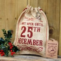Jute Draw String Pouch