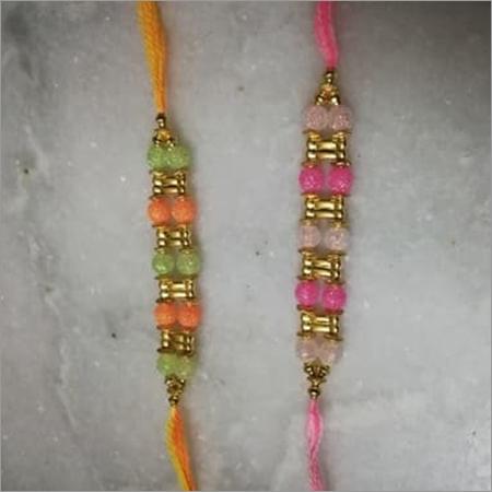 Handmade Colorful Rakhi