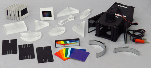 Light Box & Optics Kit