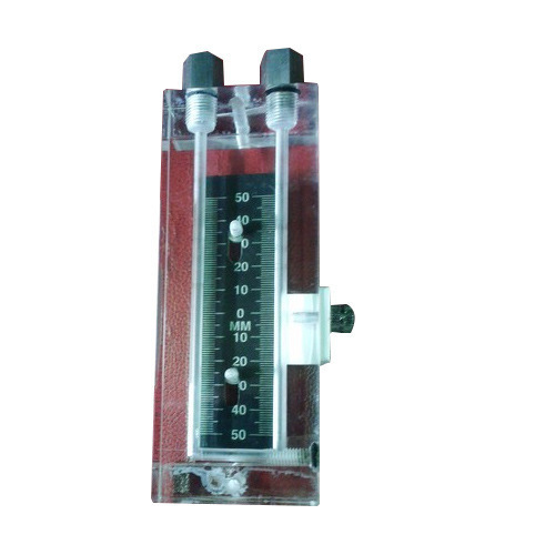 U-TUBE MANOMETER