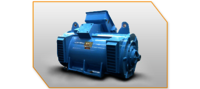 ELECTRIC MOTOR, OPEN TYPE