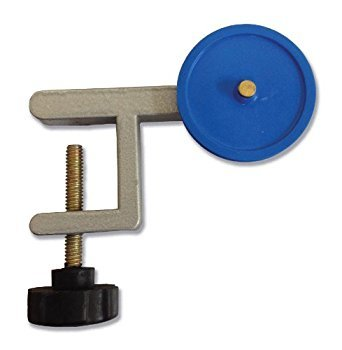 PULLEY ON CLAMP