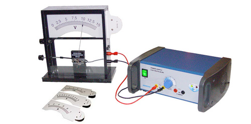 INTERCHANGEABLE SCALES FOR DEMONSTRATION METER