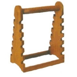 PIPETTE STAND, WOODEN