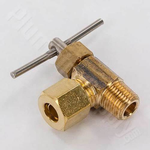"""CLAMP HOLDER, DOUBLE """"V"""" RIGHT-ANGLE, BRASS"""