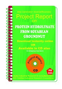 Protein Hydrolysate from Soyabean Groundnut eBook