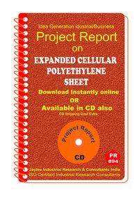 Expanded Cellular Polyethylene Sheet Manufacturing eBook