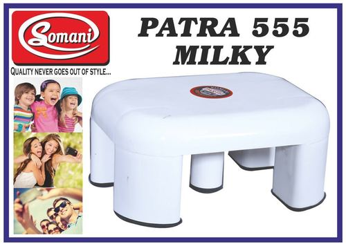 Milky Plstic Patra