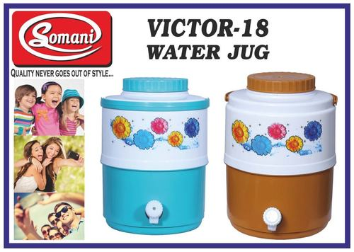 Plastic Heavy Water Jug