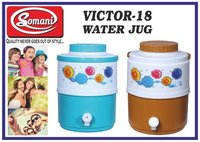 Plastic Heavy Water Jug
