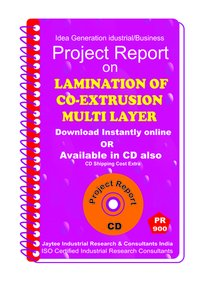 Lamination of Co-Extrusion Multi Layer Manufacturing eBook