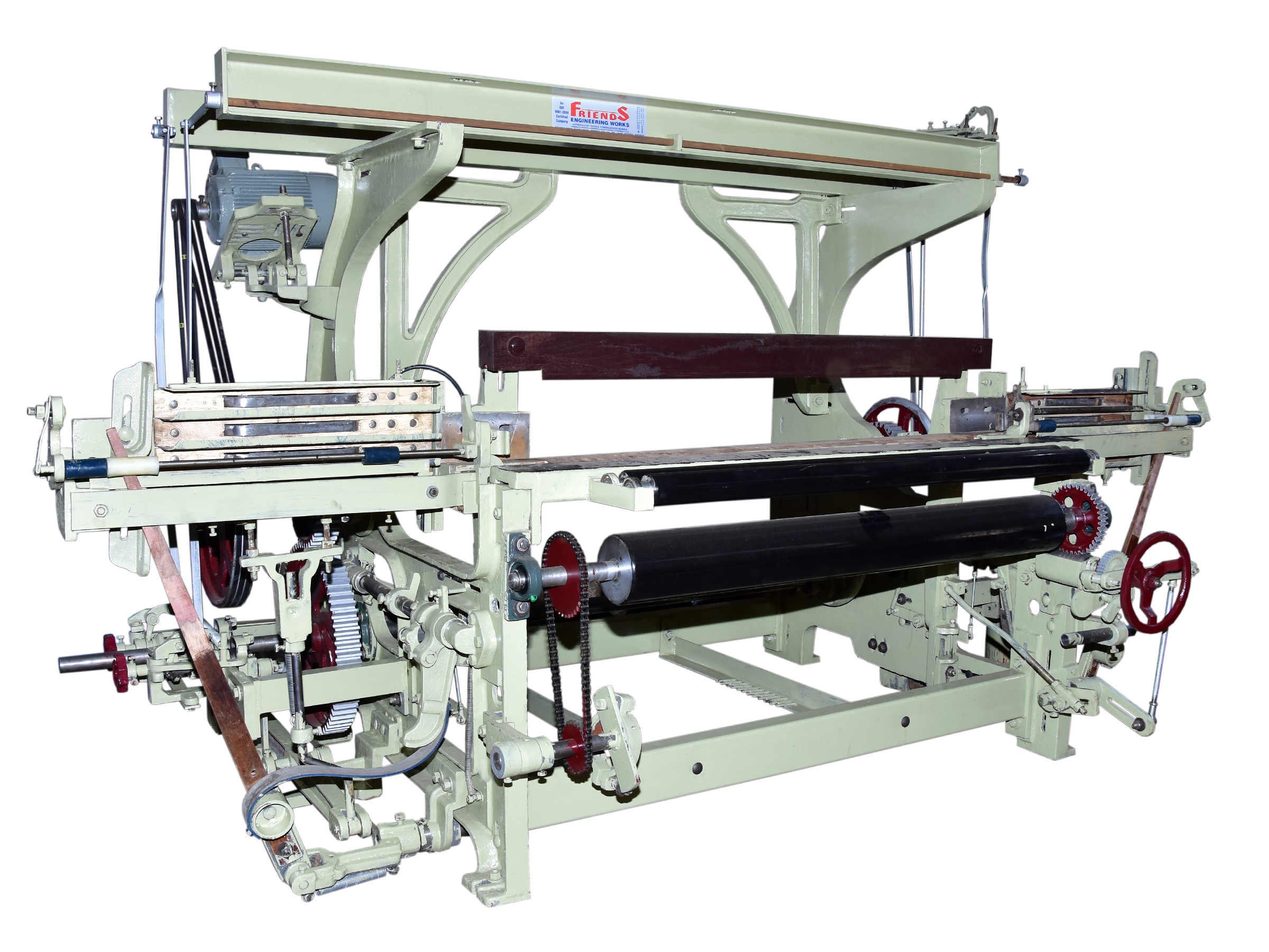 Under Pick Power Loom