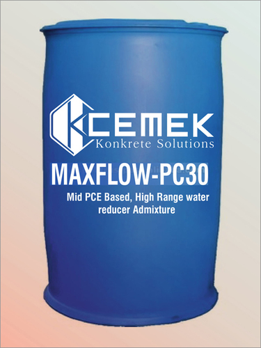 Mid PCE Based Water Reducer Admixture