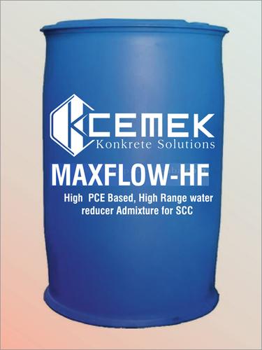 Water Reducing Concrete Admixture