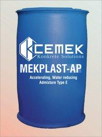 Accelerating Concrete Admixture