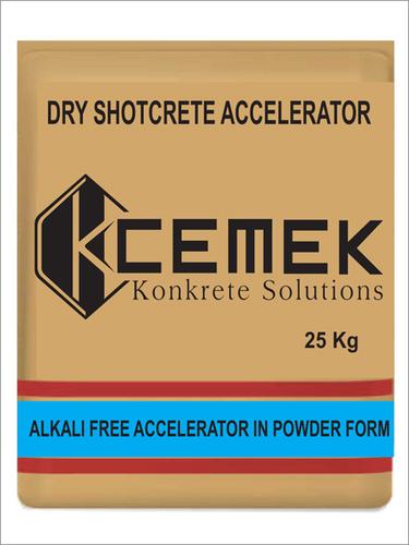 P Alkali Free Accelerator Powder
