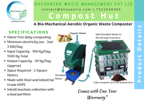 Food Waste Convertor