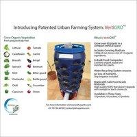 VertiGRO Urban Farming System