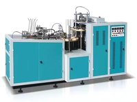 Fully Automatic Paper Cup Machine-Delhi,Noida.Ncr