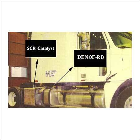 Truck With Denof-Rb And Scr Unit