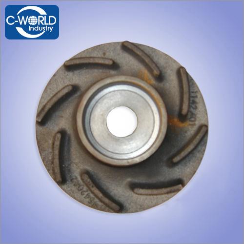 Wear Resistant Part-Impeller
