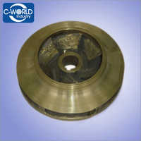 Hard Metal Impeller